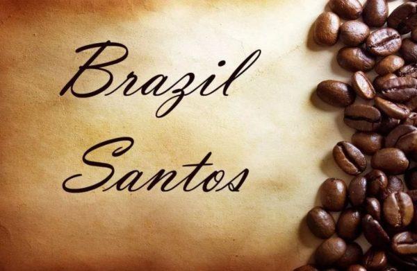 кофе сантос