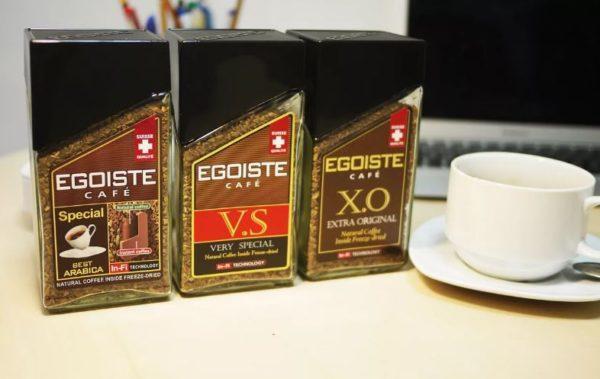 кофе эгоист