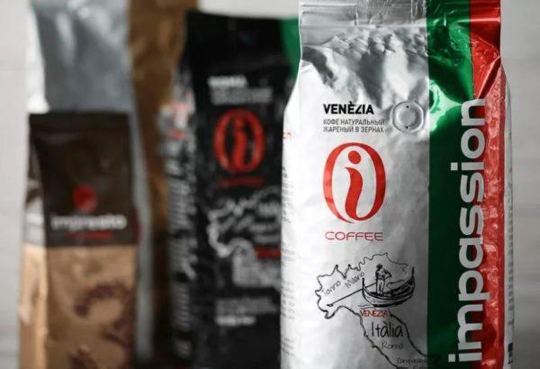 impresto кофе