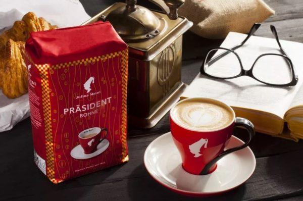 кофе юлиус майнл