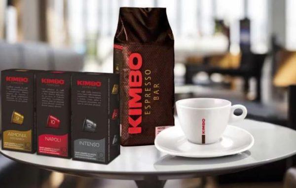 кофе кимбо в зернах