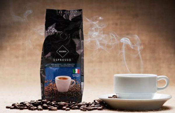 кофе риоба