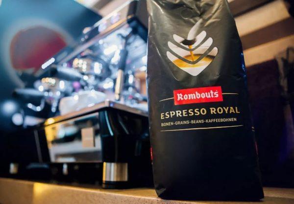 зерновой кофе Rombouts