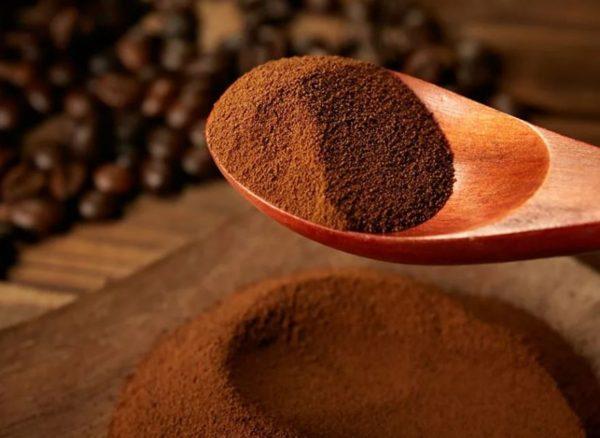 порошкообразный кофе
