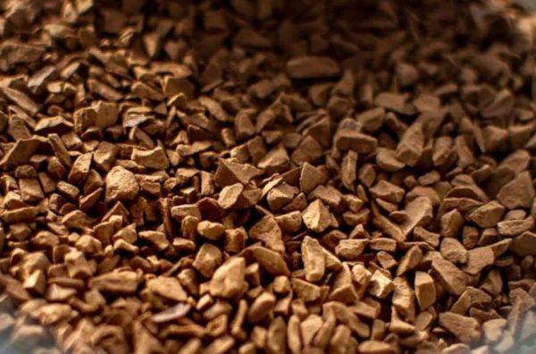 натуральный сублимированный кофе