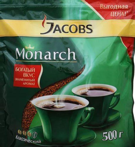 Чем хорош кофе Jacobs