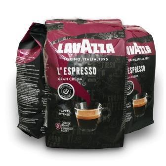 Обзор и свойства кофе Lavazza