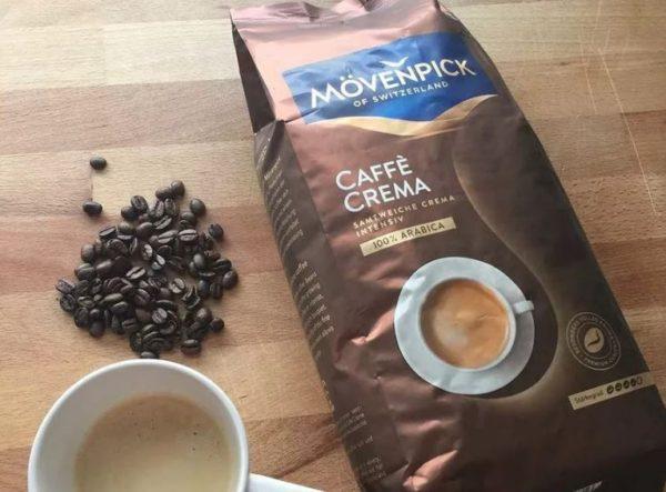 Что надо знать о кофе Movenpick