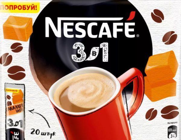 Особенности кофе Nescafe