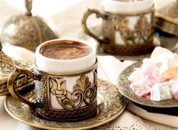 Как делать кофе по-турецки