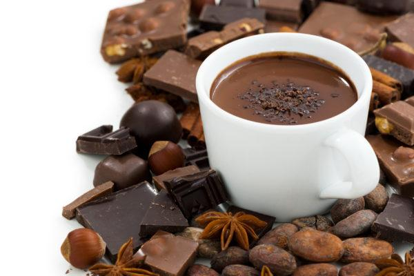 Лучшие рецепты приготовления кофе с шоколадом