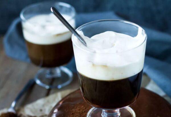 Рецепт как приготовить кофе по-ирландски