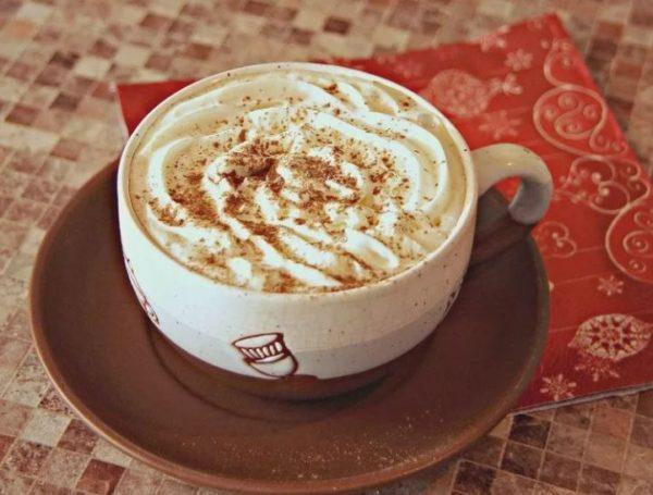 Варианты приготовления кофе со сливками