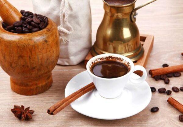 Традиционный кофе по-восточному