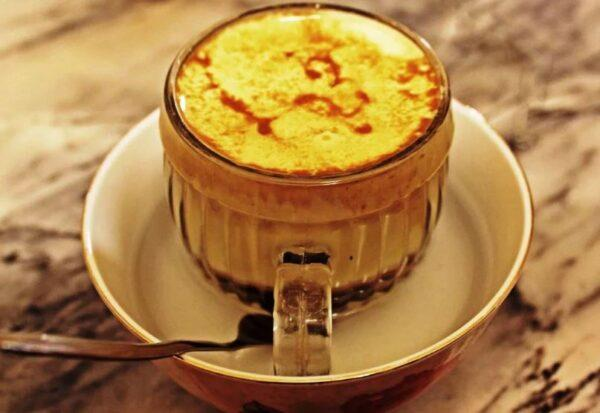 Рецепты приготовления кофе с яйцом