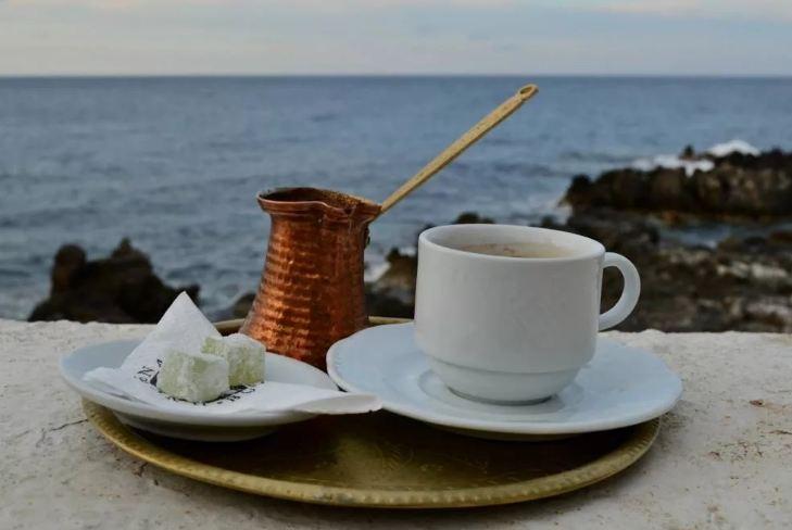 Как приготовить кофе по-морскому