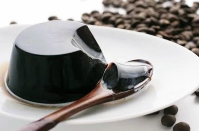 Как приготовить кофейное желе